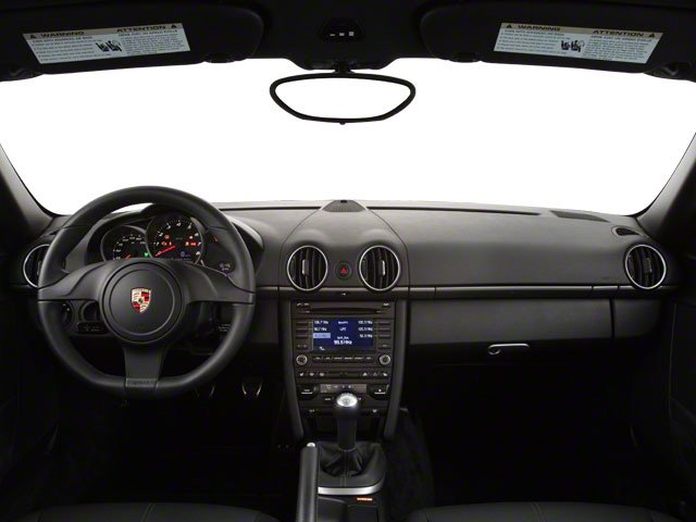2010 Porsche Cayman Pictures Cayman Coupe 2D photos full dashboard