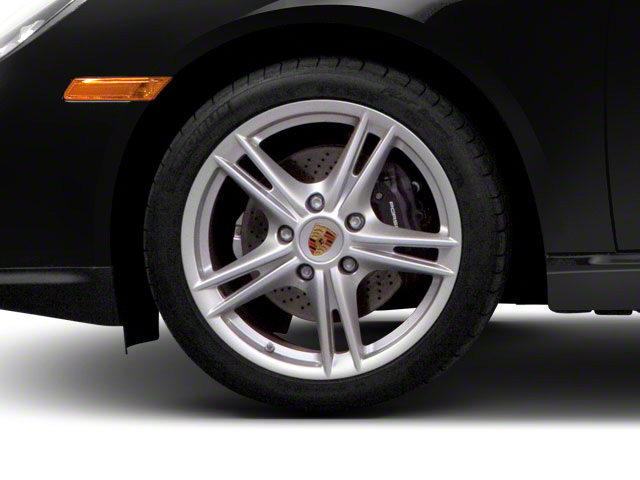 2010 Porsche Cayman Prices and Values Coupe 2D wheel