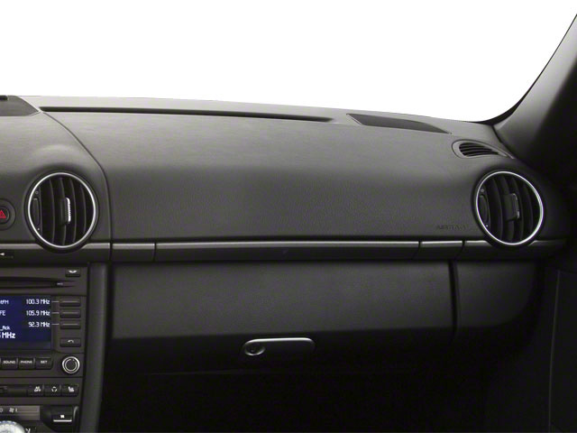 2010 Porsche Cayman Prices and Values Coupe 2D passenger's dashboard