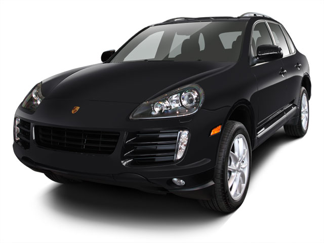 2010 Porsche Cayenne Pictures Cayenne Utility 4D S AWD (V8) photos side front view