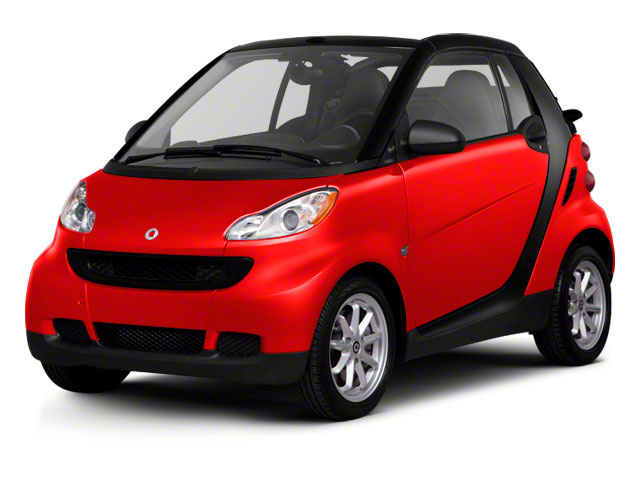 smart fortwo Coupe 2010 Convertible 2D Passion - Фото 1