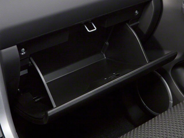 2010 Suzuki Grand Vitara Prices and Values Utility 4D Premium 4WD glove box