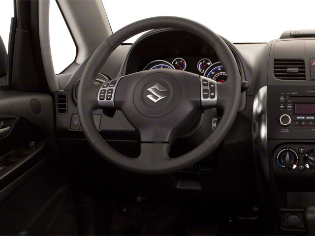 2010 Suzuki SX4 Pictures SX4 Sedan 4D Sport GTS photos driver's dashboard