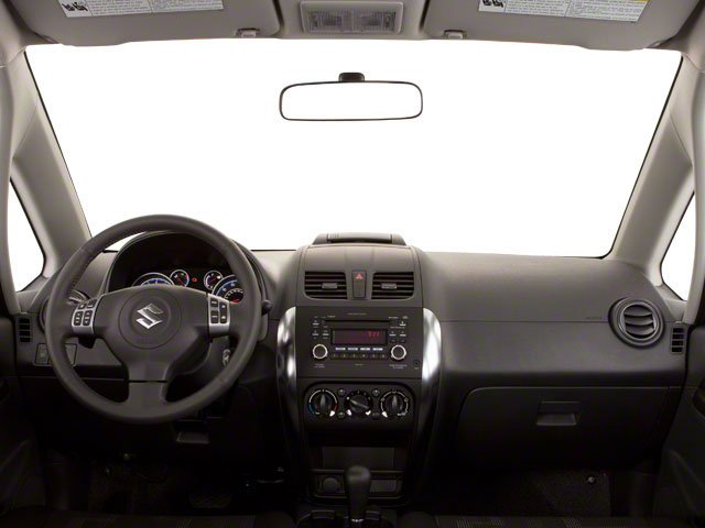 2010 Suzuki SX4 Pictures SX4 Sedan 4D photos full dashboard