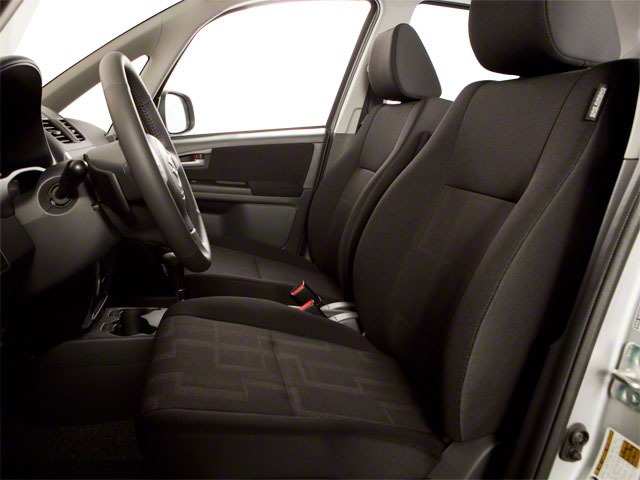 2010 Suzuki SX4 Pictures SX4 Sedan 4D Sport GTS photos front seat interior