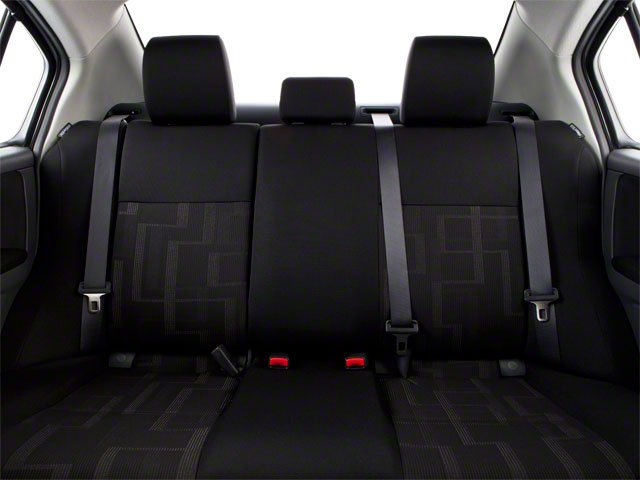 2010 Suzuki SX4 Pictures SX4 Sedan 4D Sport GTS photos backseat interior