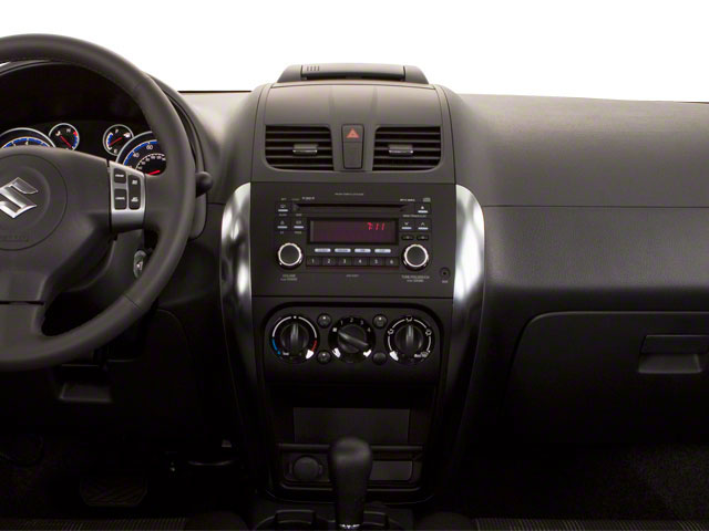 2010 Suzuki SX4 Pictures SX4 Sedan 4D Sport GTS photos center dashboard