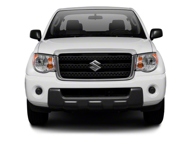 2010 Suzuki Equator Prices and Values Extended Cab 2WD front view