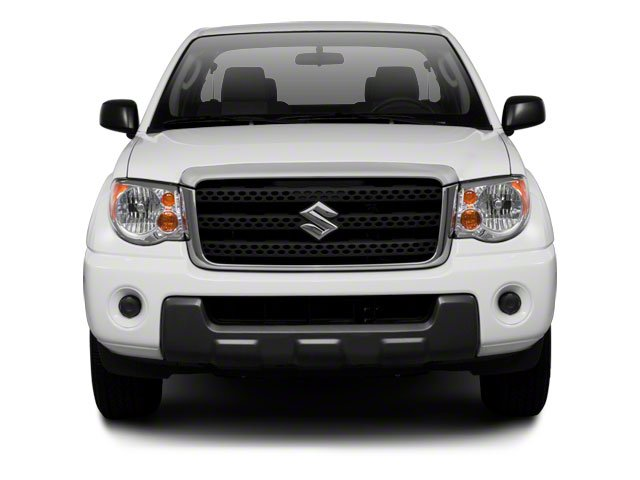 2010 Suzuki Equator Pictures Equator Extended Cab Sport 2WD photos front view