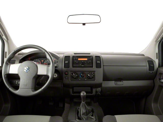2010 Suzuki Equator Prices and Values Extended Cab 2WD full dashboard