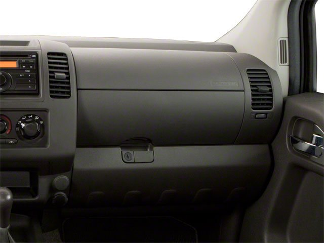 2010 Suzuki Equator Prices and Values Extended Cab 2WD passenger's dashboard