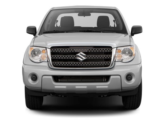 2010 Suzuki Equator Pictures Equator Crew Cab Sport 4WD photos front view