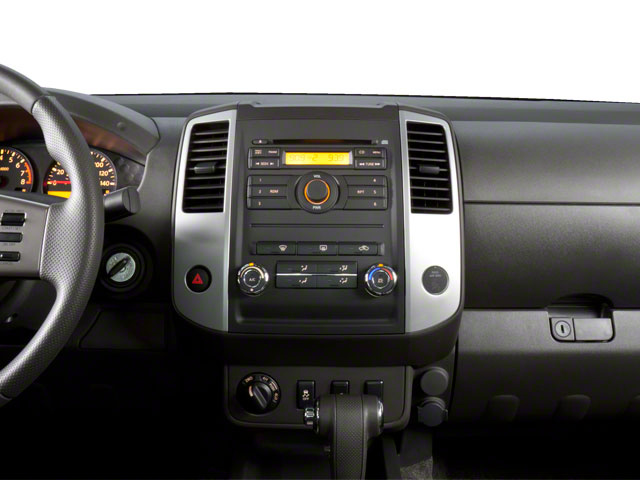 2010 Suzuki Equator Pictures Equator Crew Cab Sport 4WD photos center dashboard
