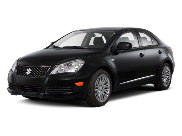 2010 Suzuki Kizashi Prices and Values Sedan 4D S side front view