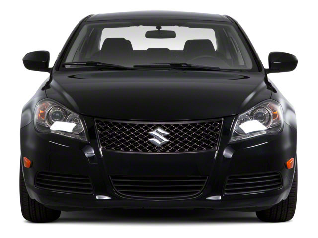 2010 Suzuki Kizashi Prices and Values Sedan 4D S front view