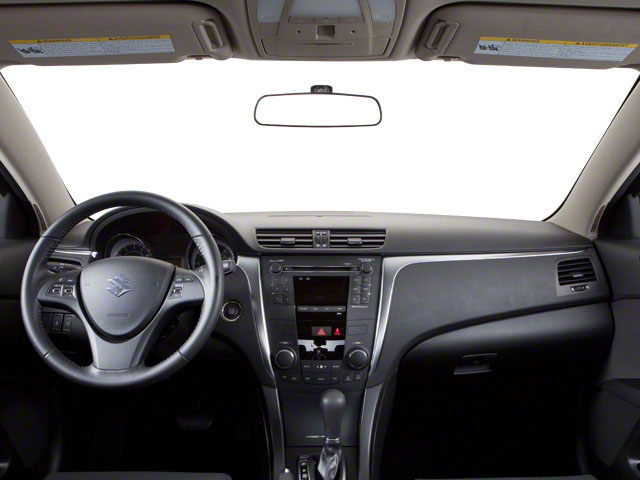 2010 Suzuki Kizashi Prices and Values Sedan 4D S full dashboard