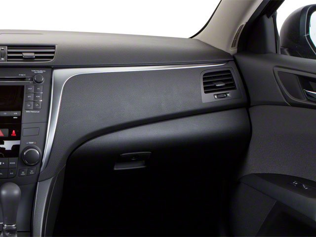 2010 Suzuki Kizashi Prices and Values Sedan 4D S passenger's dashboard