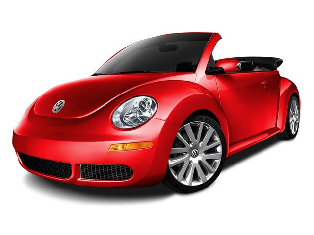 Volkswagen New Beetle Convertible Coupe 2010 Convertible 2D - Фото 1