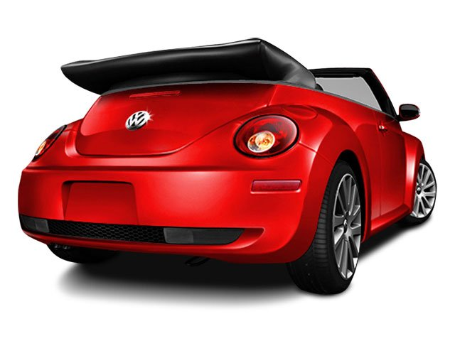 Volkswagen New Beetle Convertible Coupe 2010 Convertible 2D - Фото 2