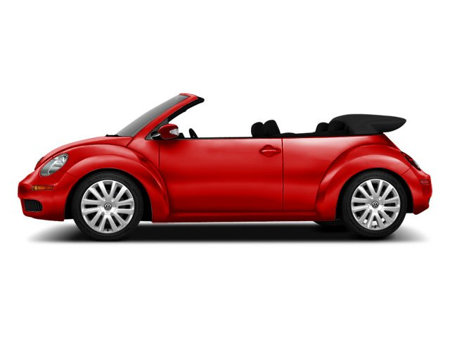 Volkswagen New Beetle Convertible Coupe 2010 Convertible 2D - Фото 3