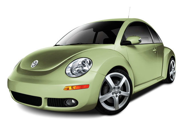 Volkswagen New Beetle Coupe Coupe 2010 Coupe 2D - Фото 1