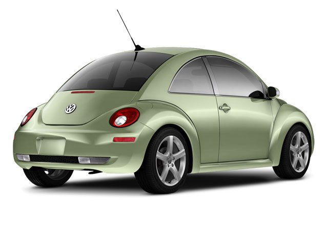 Volkswagen New Beetle Coupe Coupe 2010 Coupe 2D - Фото 2