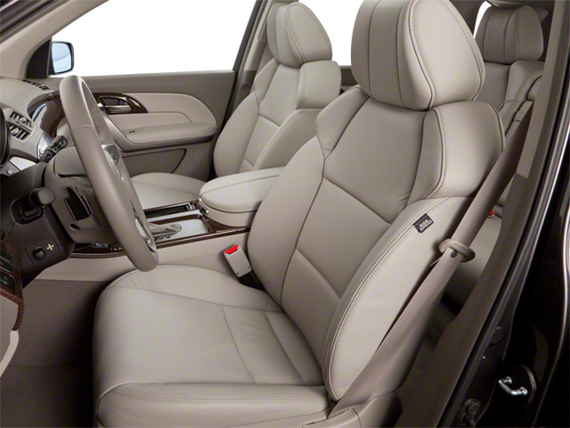2011 Acura MDX Prices and Values Utility 4D AWD front seat interior