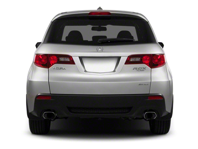 2011 Acura RDX Prices and Values Utility 4D AWD rear view