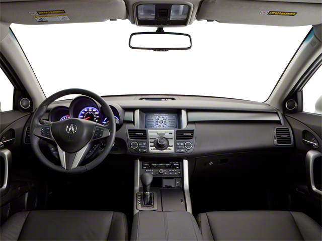 2011 Acura RDX Prices and Values Utility 4D AWD full dashboard