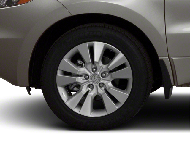 2011 Acura RDX Prices and Values Utility 4D AWD wheel