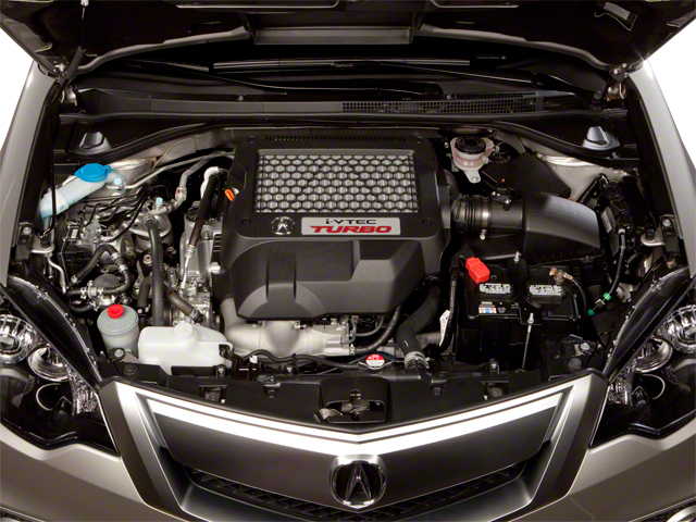 2011 Acura RDX Prices and Values Utility 4D AWD engine