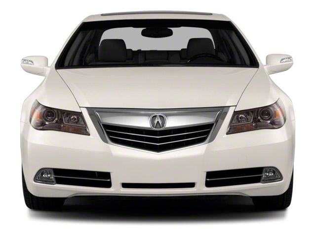 2011 Acura RL Prices and Values Sedan 4D Advance AWD front view