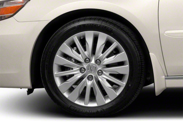 2011 Acura RL Prices and Values Sedan 4D Advance AWD wheel