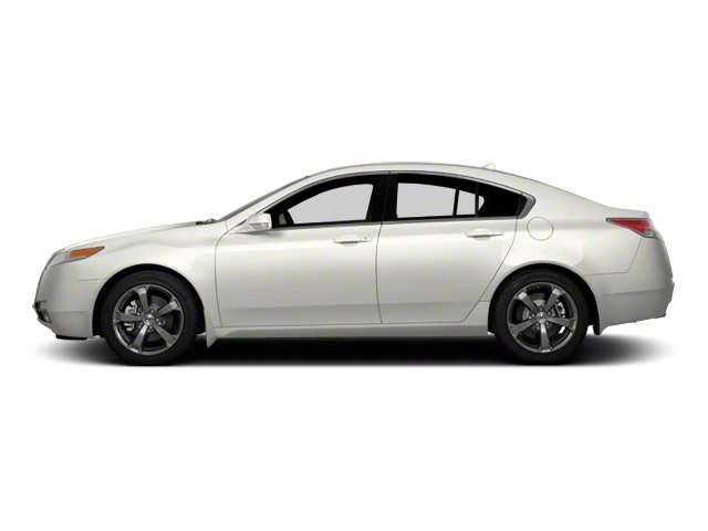 2011 Acura TL Prices and Values Sedan 4D Technology AWD side view