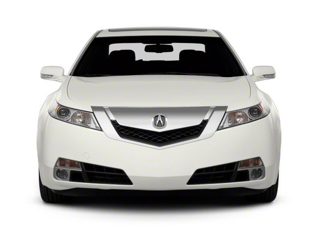 2011 Acura TL Prices and Values Sedan 4D Technology AWD front view