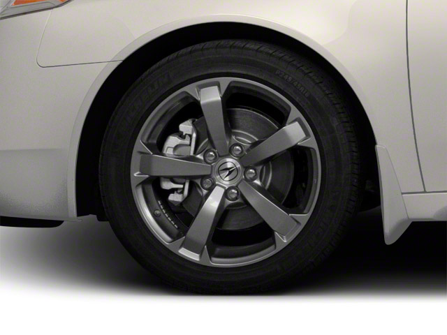 2011 Acura TL Prices and Values Sedan 4D Technology AWD wheel