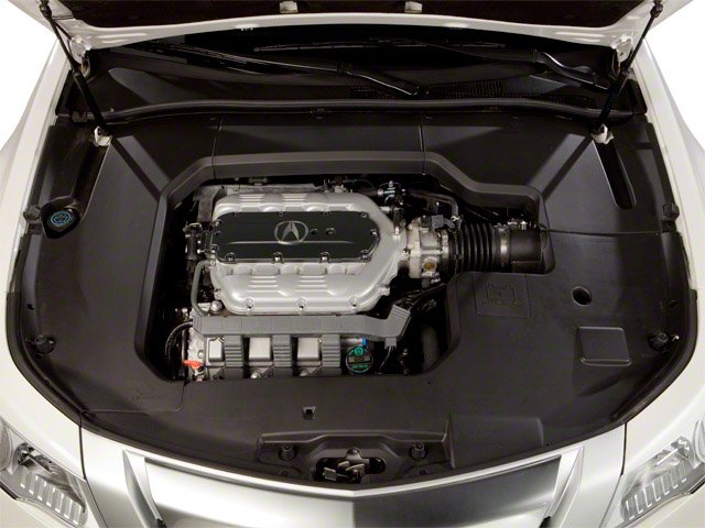 2011 Acura TL Prices and Values Sedan 4D Technology AWD engine