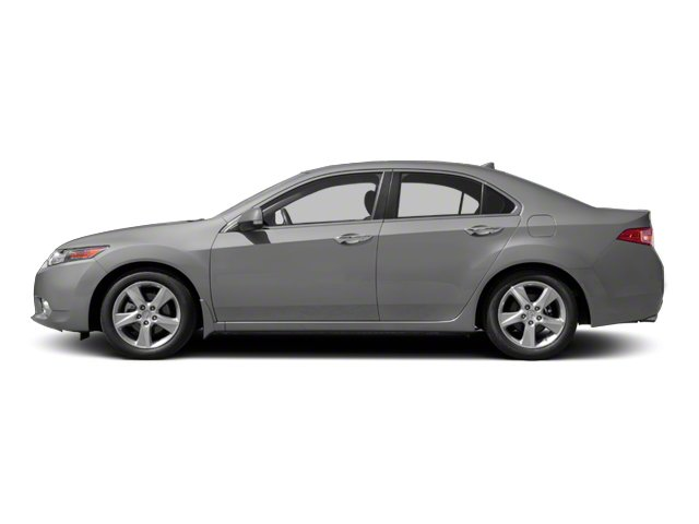 2011 Acura TSX Prices and Values Sedan 4D side view