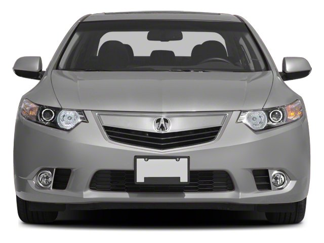 2011 Acura TSX Prices and Values Sedan 4D front view