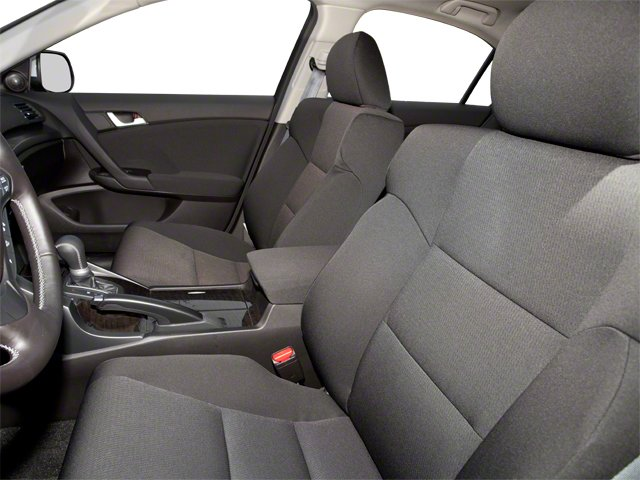2011 Acura TSX Pictures TSX Sedan 4D photos front seat interior