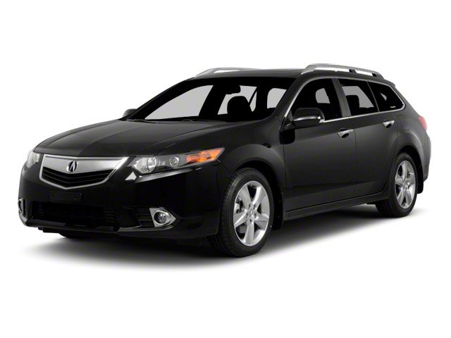 2011 Acura TSX Sport Wagon Prices and Values Wagon 4D Technology side front view