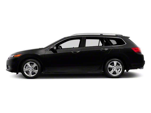 2011 Acura TSX Sport Wagon Prices and Values Wagon 4D side view