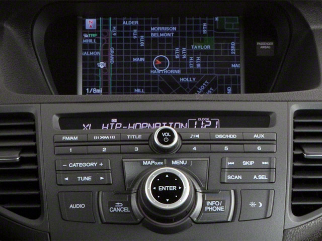 2011 Acura TSX Sport Wagon Prices and Values Wagon 4D Technology stereo system