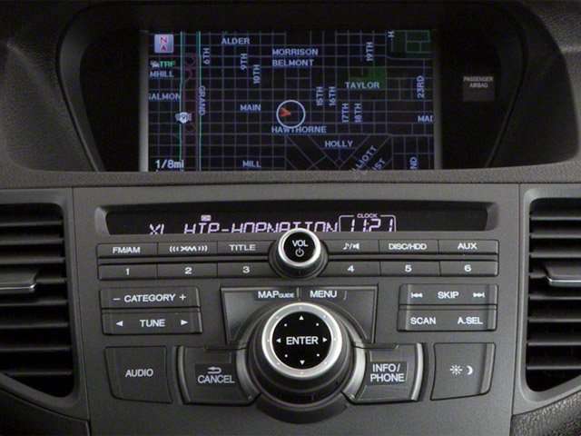 2011 Acura TSX Sport Wagon Pictures TSX Sport Wagon 4D Technology photos stereo system