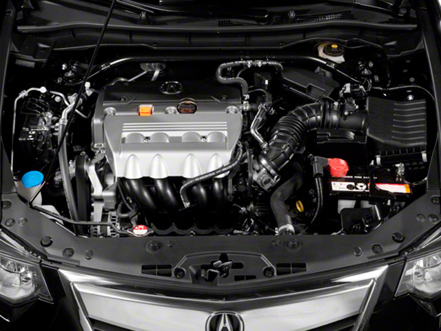2011 Acura TSX Sport Wagon Prices and Values Wagon 4D engine