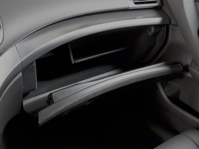 2011 Acura TSX Sport Wagon Prices and Values Wagon 4D Technology glove box