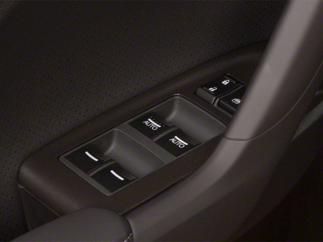 2011 Acura TSX Sport Wagon Prices and Values Wagon 4D Technology driver's side interior controls