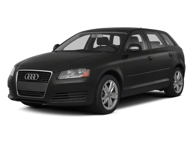 2011 Audi A3 Prices and Values Hatchback 4D 2.0T Premium Plus side front view