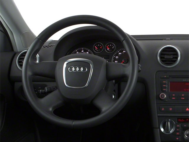 2011 Audi A3 Prices and Values Hatchback 4D 2.0T Premium Plus driver's dashboard