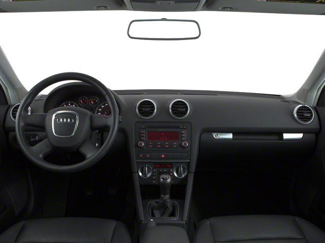 2011 Audi A3 Pictures A3 Hatchback 4D TDI photos full dashboard